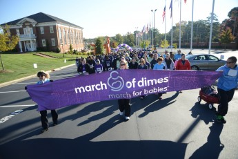 'March for Babies' Raised $43,000 for the March of Dimes