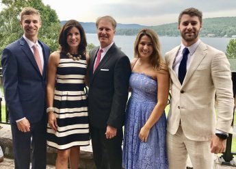 Martel Family Supports HPU's Growth