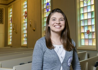 Class of 2016 Profile: Mary Kyner Attends Seminary at Princeton