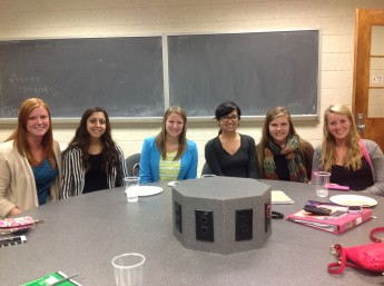 Students Attend Mathematics Conference at Clemson