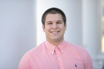 Class of 2014 Outcomes: Matt Zachariades Accepts Math Teaching Fellowship