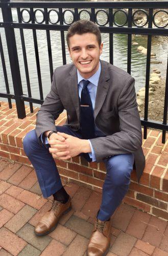 Class of 2018 Outcomes: Matthew Tetu Leads at General Electric