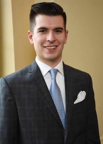 Class of 2020 Outcomes: Max Gregory Practices Accounting at PricewaterhouseCoopers