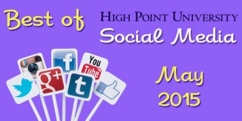 Best of HPU Social Media: May 2015