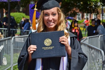 Class of 2014 Outcomes: McKenna Adams Selected for Professional Development