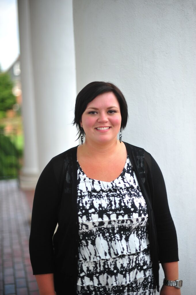 High Point University New Hire Megan Moffett