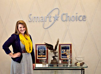 Class of 2015 Outcomes: Meaghan McRee Manages PR for Smart Choice