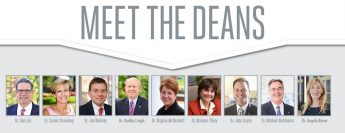 Meet the Deans 2019