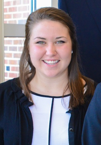 Class of 2015 Outcomes: Megan-Eileen Waldrep Joins Harvey Nash