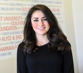 Student Receives National Award for Leadership, Service