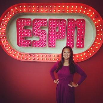 ESPN Hires Senior as Summer Intern