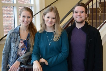 Students, Psychology Professor Assist in National Memory Screening Day