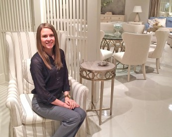 Class of 2014 Outcomes: Meredith MacIver Builds a Future in Furniture