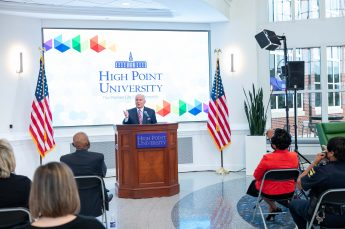 HPU Launches $500,000 Challenge Gift for Minority Entrepreneurs in City of High Point