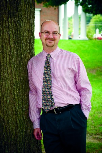 History Professor Named Board of Directors President for Bookmarks