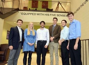 NASA Selects HPU Students' Proposal