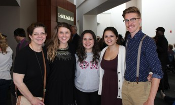 Vocal Students Advance to National Competition