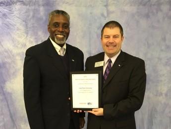 HPU Receives Spirit of North Carolina Award for Fourth Consecutive Year