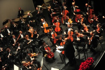HPU to Host NC Symphony Holiday Concert