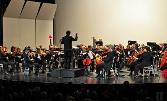 NC Symphony to Perform Holiday Pops Concert at HPU