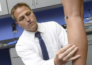 Ford conducts research to reduce risk of ACL injuries.