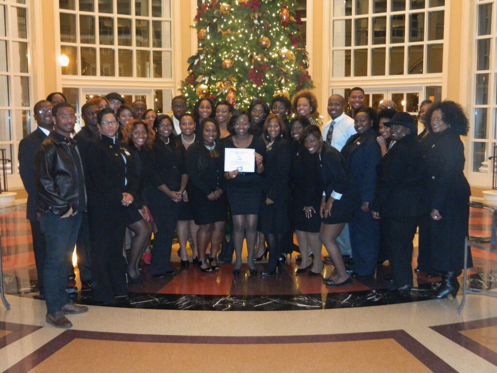 High Point University NPHC Chartering