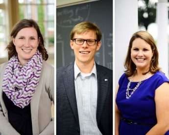 Faculty Receive a Nearly $300,000 NSF Grant for Equipment