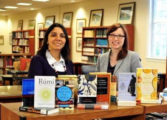 Libraries Awarded 'Muslim Journeys Bookshelf' Collection
