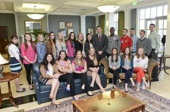 HPU Hosts National Teacher of the Year