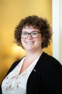 New Faculty A. Caroline Mobley