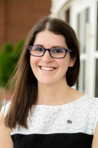 New Faculty Ashley Nursey