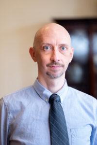 New Faculty Carl Helsing