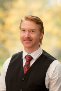New Faculty James Cotton