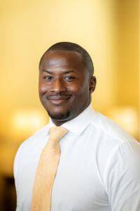 New Faculty James Fakunle