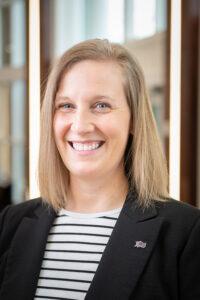 New Faculty Melissa Burgemeister