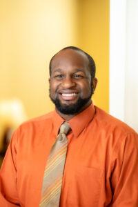 New Faculty Sean Johnson