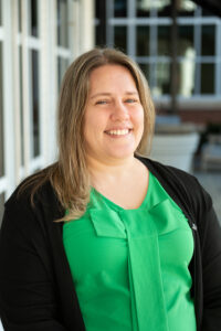 New Faculty Shelby Kirkpatrick