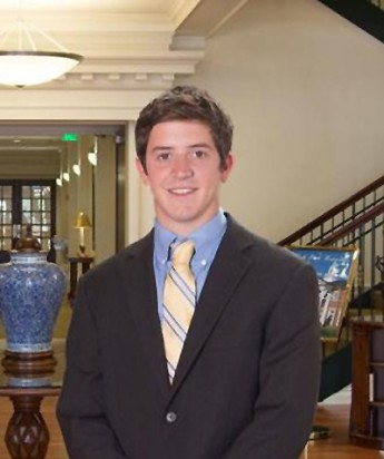 Class of 2014 Outcomes: Nick Bamatter Commences Business Career