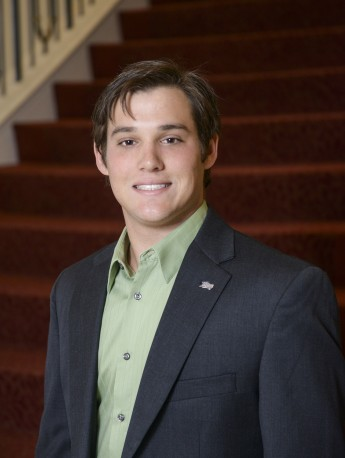 Class of 2016 Profile: Nick Davis Travels for BMW