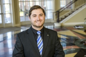 Class of 2016 Profile: Nick Franty Represents Liberty Mutual