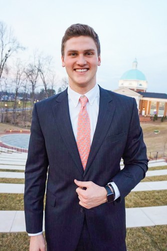 Class of 2016 Profile: Nick Palmer Trains for Fortune 500 Company