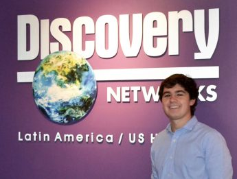 Junior Interns at Discovery Communications