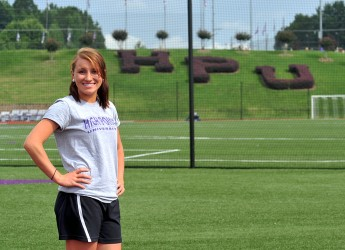 Student's Research Helps Improve Youth Soccer in Her Hometown