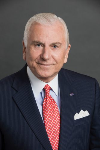 HPU President Nido Qubein Named Among 2020 Triad Power Players