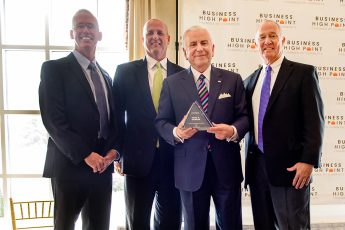 HPU President Nido Qubein Named Distinguished Citizen of the Year