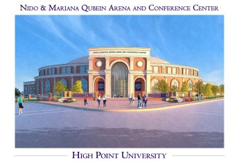 HPU to Name New Arena and Conference Center in Honor of Qubein Family