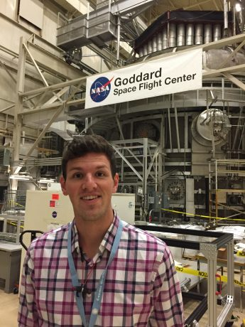 Internship Profile: Nolan Roth Lands a Stellar Internship with NASA