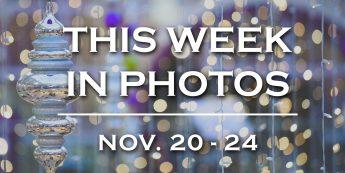 This Week in Photos: Nov. 20 – 24