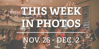 This Week in Photos: Nov. 26 – Dec. 2.