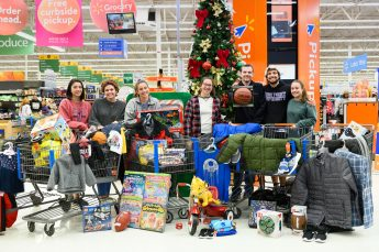This Holiday Season, HPU Family Gives Back Through Various Initiatives
